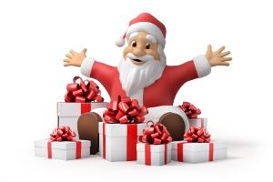 Święty Mikołaj czeka na Zuchy w Śląskim Ogrodzie Botanicznym! 10.12.2016 r.
