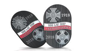 Jubileuszowa Odznaka 100 lat ZHP i Niepodległości